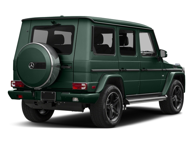 Jade Green Metallic 2016 Mercedes-Benz G-Class Pictures G-Class 4 Door Utility 4Matic photos rear view