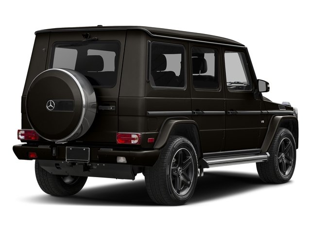 Verde Brook Metallic 2016 Mercedes-Benz G-Class Pictures G-Class 4 Door Utility 4Matic photos rear view
