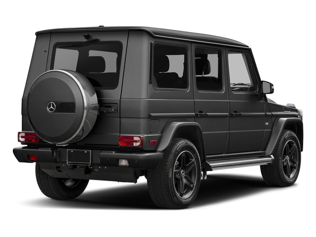 Steel Gray Metallic 2016 Mercedes-Benz G-Class Pictures G-Class 4 Door Utility 4Matic photos rear view