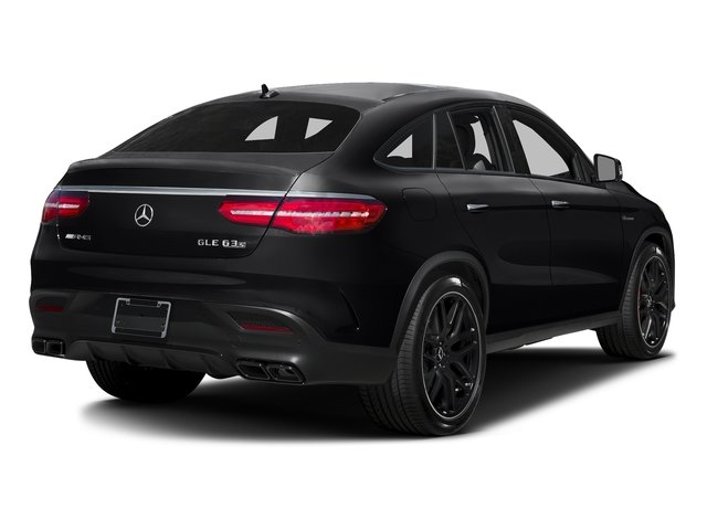 Black 2016 Mercedes-Benz GLE Pictures GLE Utility 4D GLE63 AMG S Sport Cpe AWD photos rear view