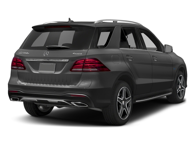 Steel Gray Metallic 2016 Mercedes-Benz GLE Pictures GLE Utility 4D GLE550 Plug-In AWD V6 photos rear view