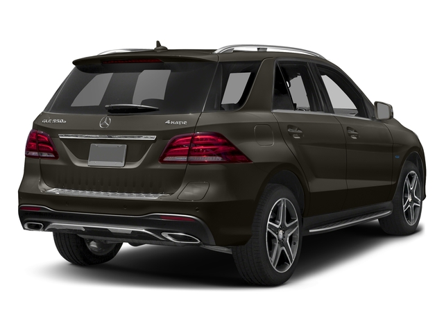 Dakota Brown Metallic 2016 Mercedes-Benz GLE Pictures GLE Utility 4D GLE550 Plug-In AWD V6 photos rear view