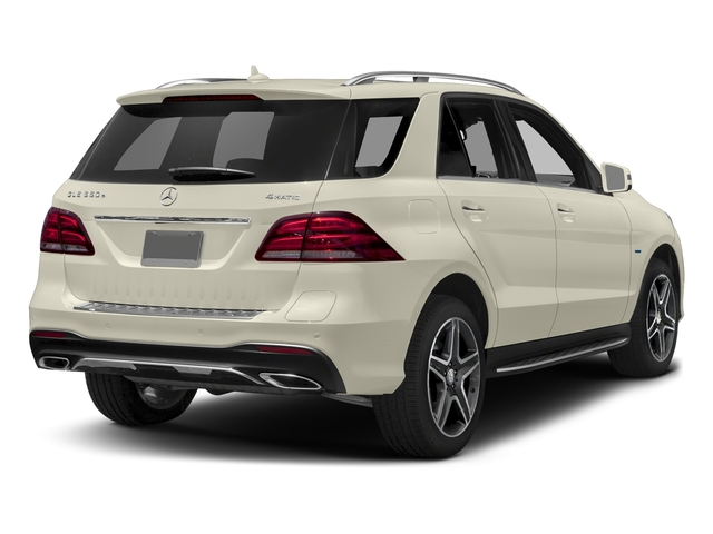 designo Diamond White Metallic 2016 Mercedes-Benz GLE Pictures GLE Utility 4D GLE550 Plug-In AWD V6 photos rear view