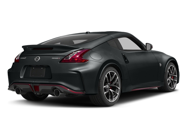Magnetic Black 2016 Nissan 370Z Pictures 370Z Coupe 2D NISMO V6 photos rear view
