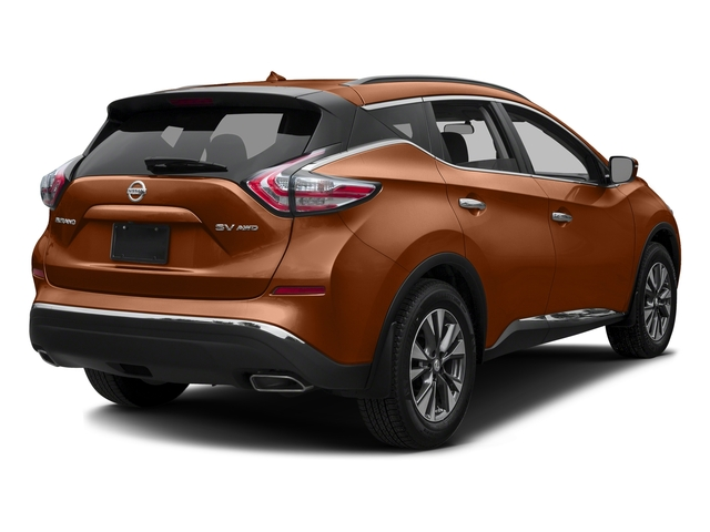 Pacific Sunset Metallic 2016 Nissan Murano Pictures Murano Utility 4D S AWD V6 photos rear view