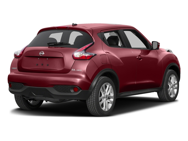 Cayenne Red 2016 Nissan JUKE Pictures JUKE Utlity 4D SL AWD I4 Turbo photos rear view
