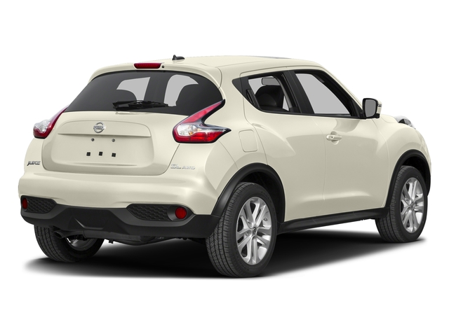 White Pearl 2016 Nissan JUKE Pictures JUKE Utlity 4D SL AWD I4 Turbo photos rear view