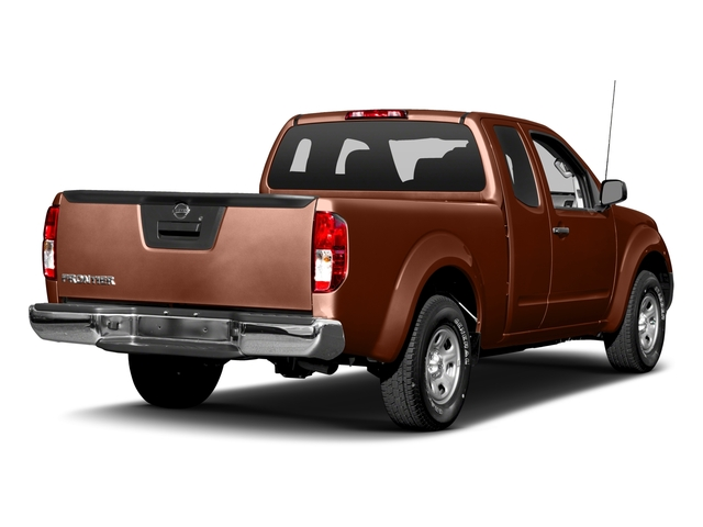 Forged Copper 2016 Nissan Frontier Pictures Frontier King Cab S 2WD photos rear view