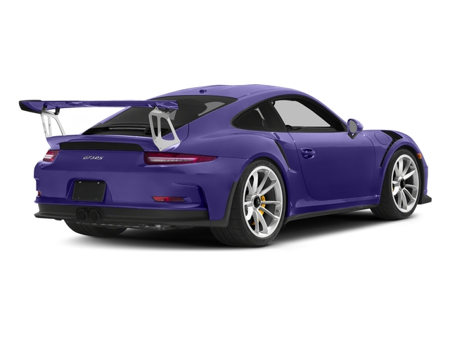 Ultraviolet 2016 Porsche 911 Pictures 911 2 Door Coupe photos rear view