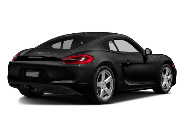Custom Color Sample 2016 Porsche Cayman Pictures Cayman Coupe 2D H6 photos rear view
