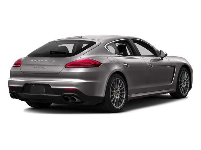 Agate Gray Metallic 2016 Porsche Panamera Pictures Panamera Hatchback 4D S e-Hybrid V6 photos rear view