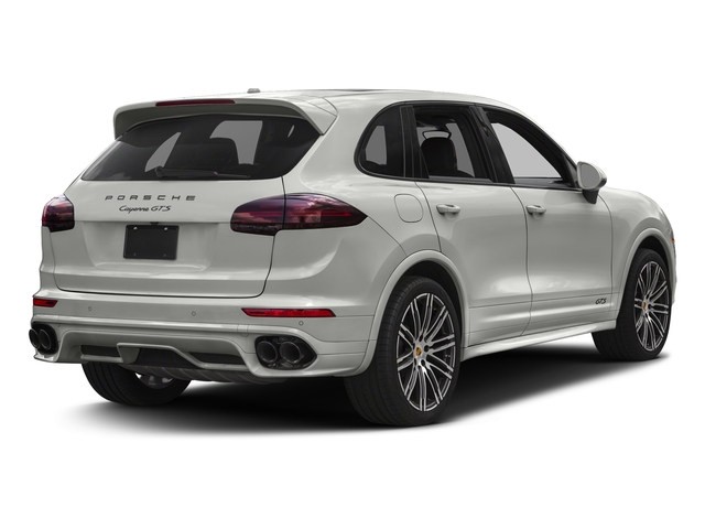 White 2016 Porsche Cayenne Pictures Cayenne Utility 4D GTS AWD V6 Turbo photos rear view