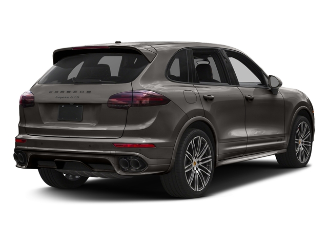 Meteor Gray Metallic 2016 Porsche Cayenne Pictures Cayenne Utility 4D GTS AWD V6 Turbo photos rear view