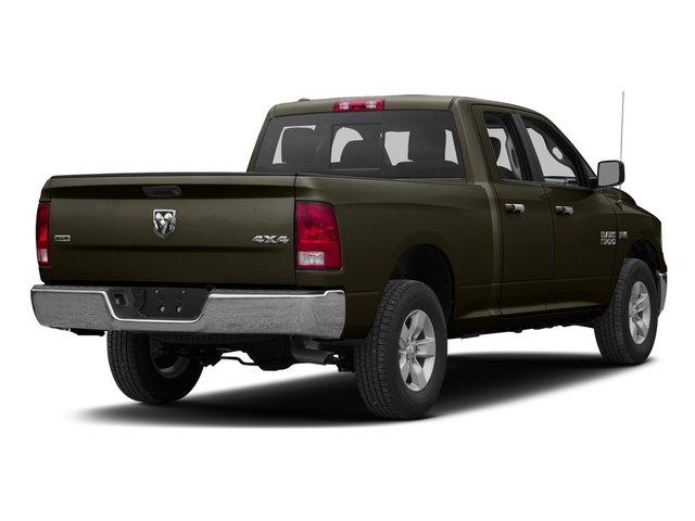 Dark Brown 2016 Ram Truck 1500 Pictures 1500 Quad Cab SLT 4WD photos rear view