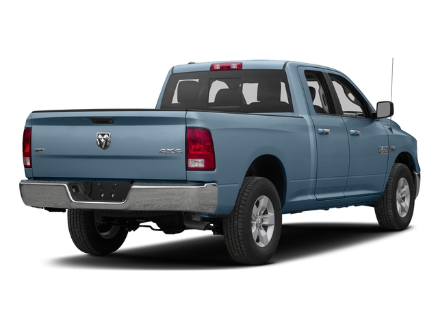Robin Egg Blue 2016 Ram Truck 1500 Pictures 1500 Quad Cab SLT 4WD photos rear view