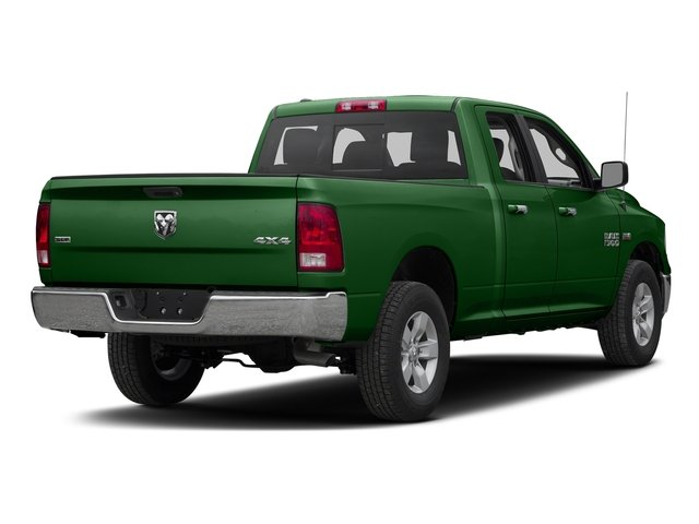 Tree Green 2016 Ram Truck 1500 Pictures 1500 Quad Cab Express 2WD photos rear view