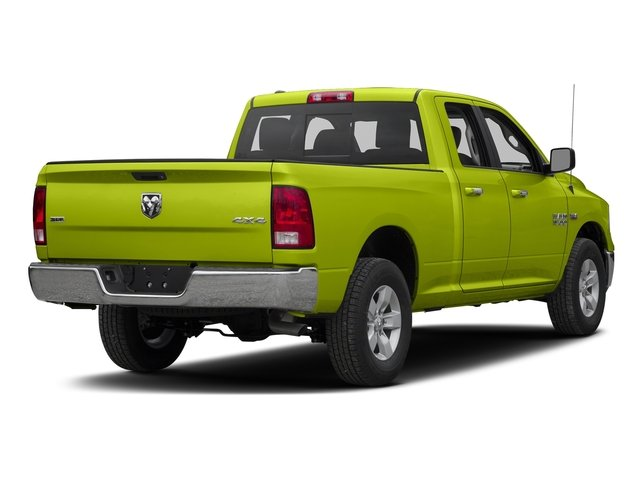 National Safety Yellow 2016 Ram Truck 1500 Pictures 1500 Quad Cab Express 2WD photos rear view
