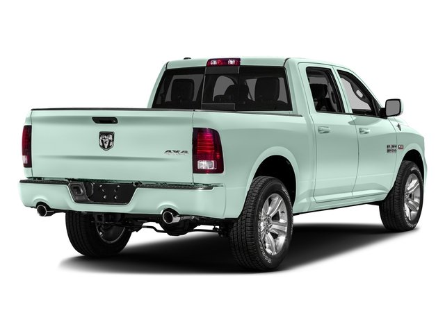 Robin Egg Blue 2016 Ram Truck 1500 Pictures 1500 Crew Cab Express 2WD photos rear view