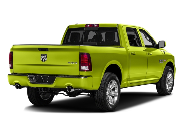 National Safety Yellow 2016 Ram Truck 1500 Pictures 1500 Crew Cab Express 2WD photos rear view
