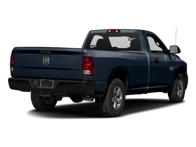 True Blue Pearlcoat 2016 Ram Truck 1500 Pictures 1500 Regular Cab Express 2WD photos rear view