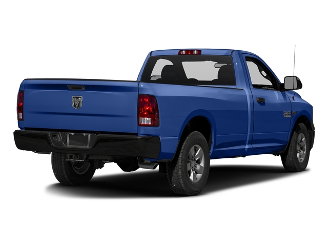 Blue Streak Pearlcoat 2016 Ram Truck 1500 Pictures 1500 Regular Cab Express 2WD photos rear view