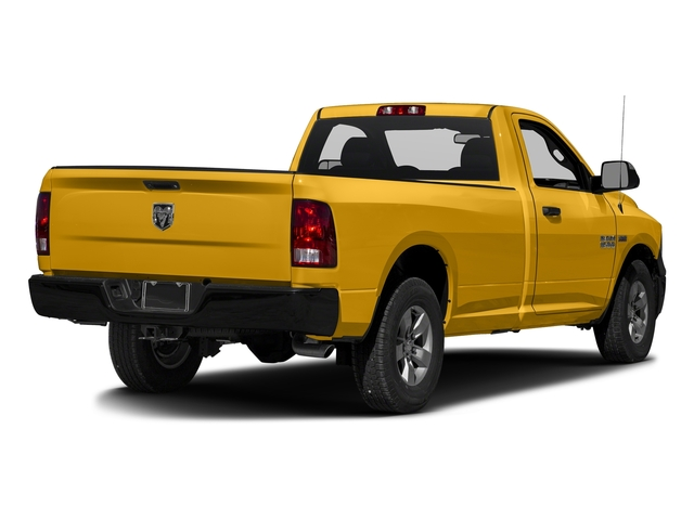 School Bus Yellow 2016 Ram Truck 1500 Pictures 1500 Regular Cab Express 2WD photos rear view