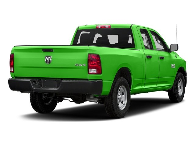 Hills Green 2016 Ram Truck 1500 Pictures 1500 Quad Cab Tradesman 4WD photos rear view