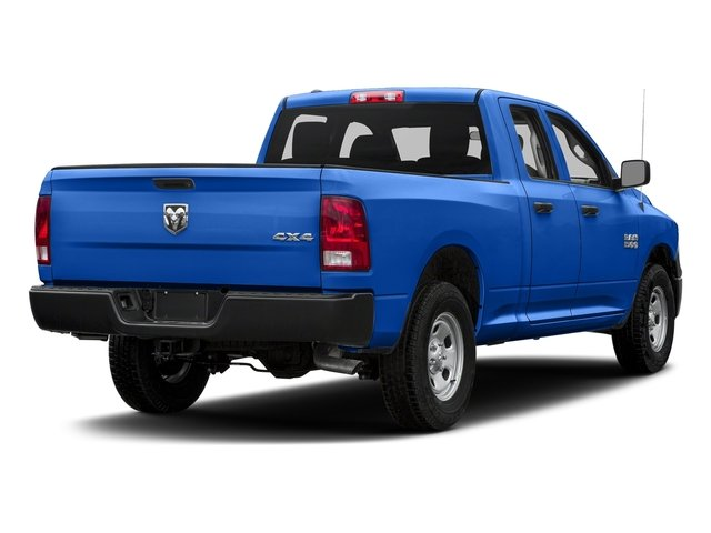 Holland Blue 2016 Ram Truck 1500 Pictures 1500 Quad Cab Tradesman 4WD photos rear view