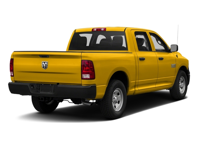 Yellow 2016 Ram Truck 1500 Pictures 1500 Crew Cab Tradesman 2WD photos rear view