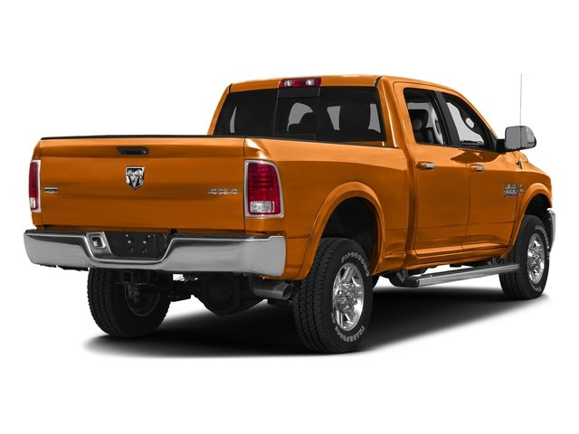 Omaha Orange 2016 Ram Truck 2500 Pictures 2500 Crew Power Wagon Tradesman 4WD photos rear view