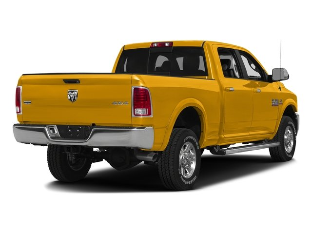 Construction Yellow 2016 Ram Truck 2500 Pictures 2500 Crew Power Wagon Tradesman 4WD photos rear view