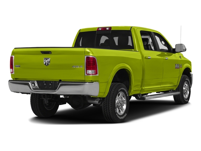 National Safety Yellow 2016 Ram Truck 2500 Pictures 2500 Crew Power Wagon Tradesman 4WD photos rear view
