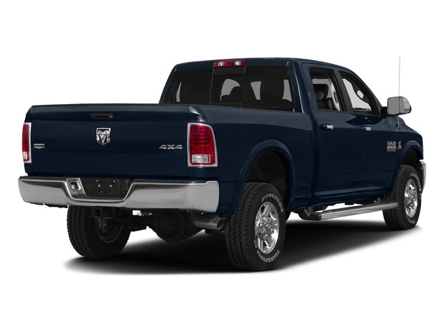 True Blue Pearlcoat 2016 Ram Truck 2500 Pictures 2500 Crew Cab Limited 4WD photos rear view