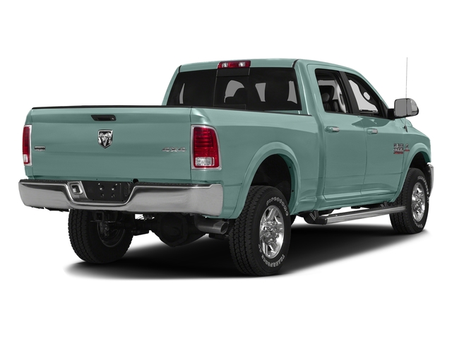 Light Green 2016 Ram Truck 2500 Pictures 2500 Crew Power Wagon Tradesman 4WD photos rear view