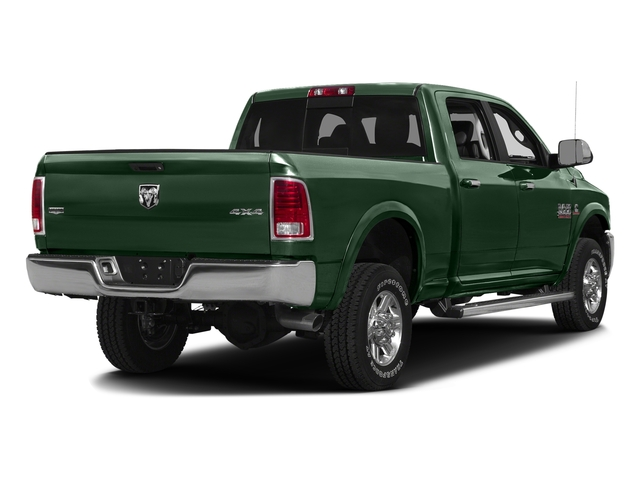 Timberline Green Pearlcoat 2016 Ram Truck 2500 Pictures 2500 Crew Power Wagon Tradesman 4WD photos rear view