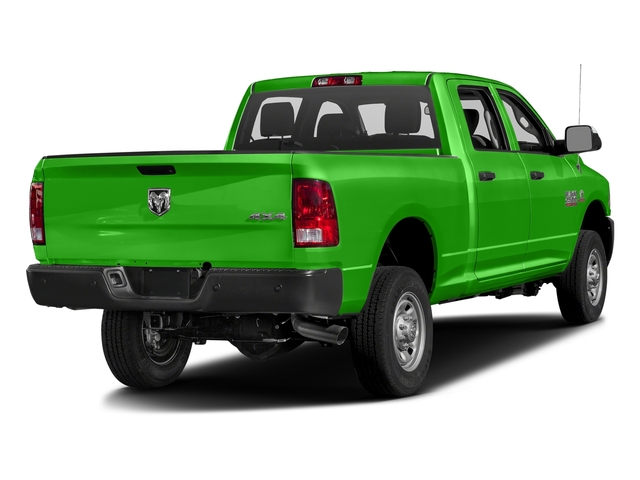 Hills Green 2016 Ram Truck 2500 Pictures 2500 Crew Cab Tradesman 4WD photos rear view