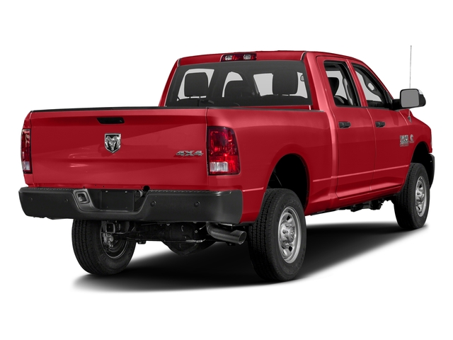 Bright Red 2016 Ram Truck 2500 Pictures 2500 Crew Cab Tradesman 4WD photos rear view
