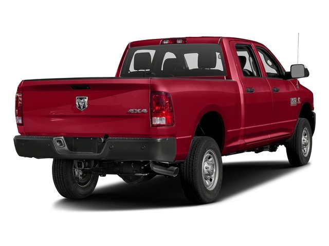Agriculture Red 2016 Ram Truck 2500 Pictures 2500 Crew Cab Tradesman 2WD photos rear view