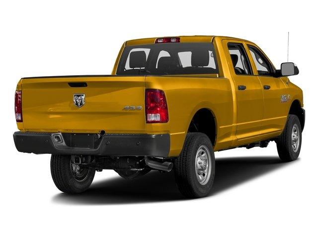 Construction Yellow 2016 Ram Truck 2500 Pictures 2500 Crew Cab Tradesman 2WD photos rear view