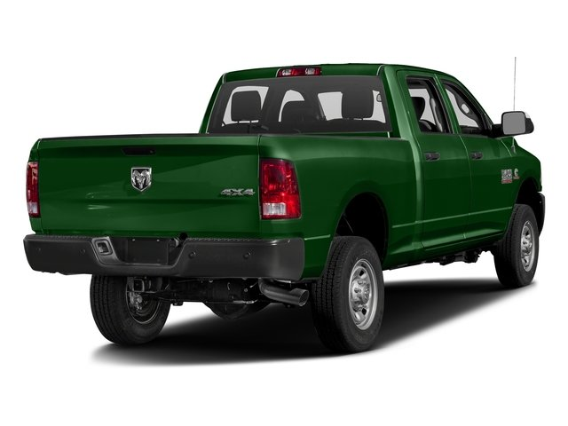 Tree Green 2016 Ram Truck 2500 Pictures 2500 Crew Cab Tradesman 4WD photos rear view