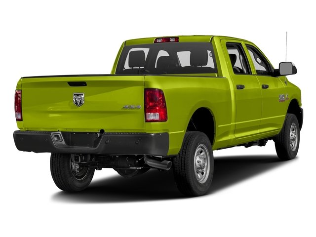 National Safety Yellow 2016 Ram Truck 2500 Pictures 2500 Crew Cab Tradesman 4WD photos rear view