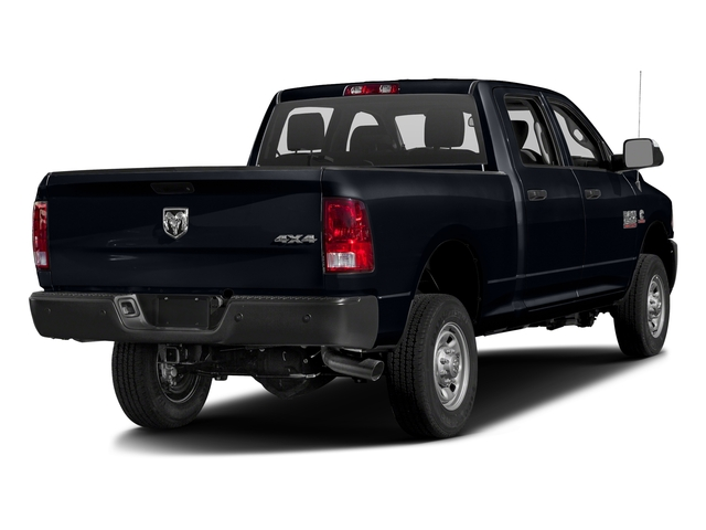 Midnight Blue Pearlcoat 2016 Ram Truck 2500 Pictures 2500 Crew Cab Tradesman 2WD photos rear view