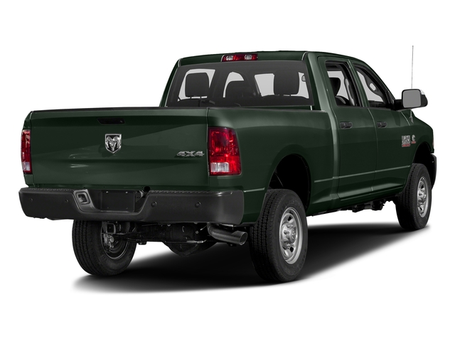 Black Forest Green Pearlcoat 2016 Ram Truck 2500 Pictures 2500 Crew Cab Tradesman 4WD photos rear view