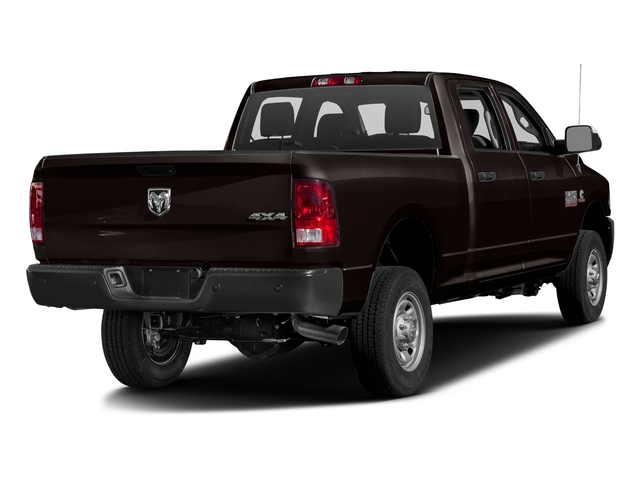 Luxury Brown Pearlcoat 2016 Ram Truck 2500 Pictures 2500 Crew Cab Tradesman 4WD photos rear view