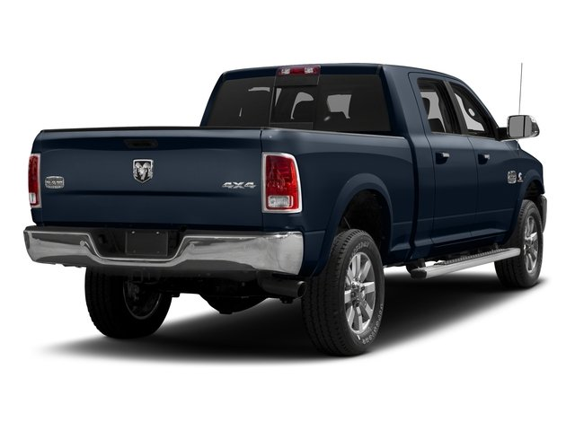 True Blue Pearlcoat 2016 Ram Truck 2500 Pictures 2500 Mega Cab Limited 2WD photos rear view