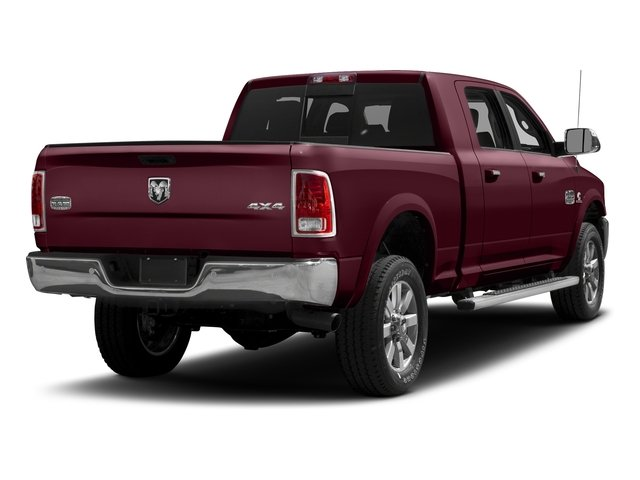 Delmonico Red Pearlcoat 2016 Ram Truck 2500 Pictures 2500 Mega Cab Longhorn 4WD photos rear view