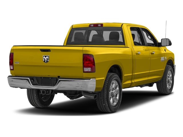 Yellow 2016 Ram Truck 2500 Pictures 2500 Crew Cab SLT 2WD photos rear view