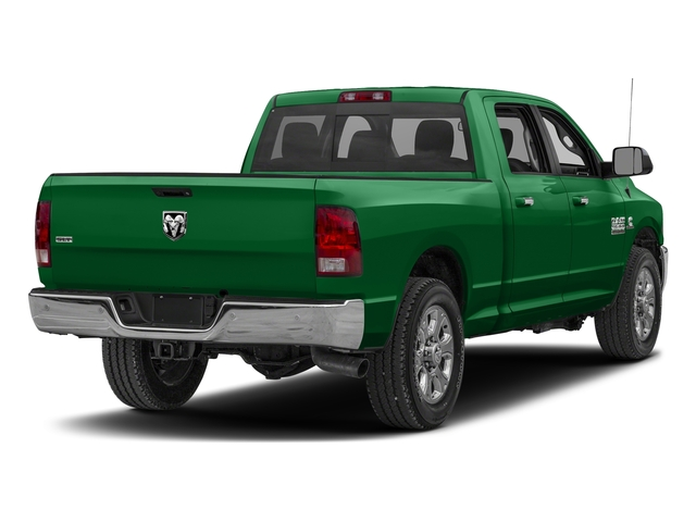 Bright Green 2016 Ram Truck 2500 Pictures 2500 Crew Cab SLT 4WD photos rear view