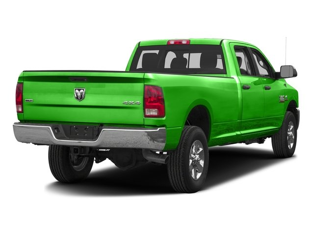 Hills Green 2016 Ram Truck 3500 Pictures 3500 Crew Cab SLT 4WD photos rear view
