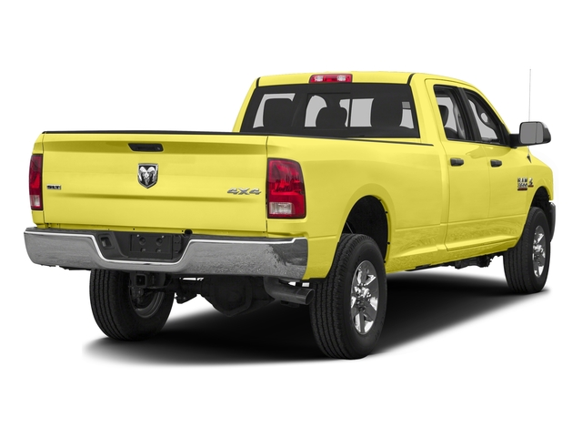 Bright Green 2016 Ram Truck 3500 Pictures 3500 Crew Cab SLT 2WD photos rear view
